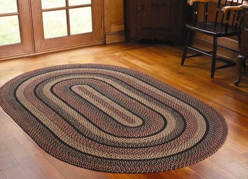 Braided Rugs Country Roselawnlutheran